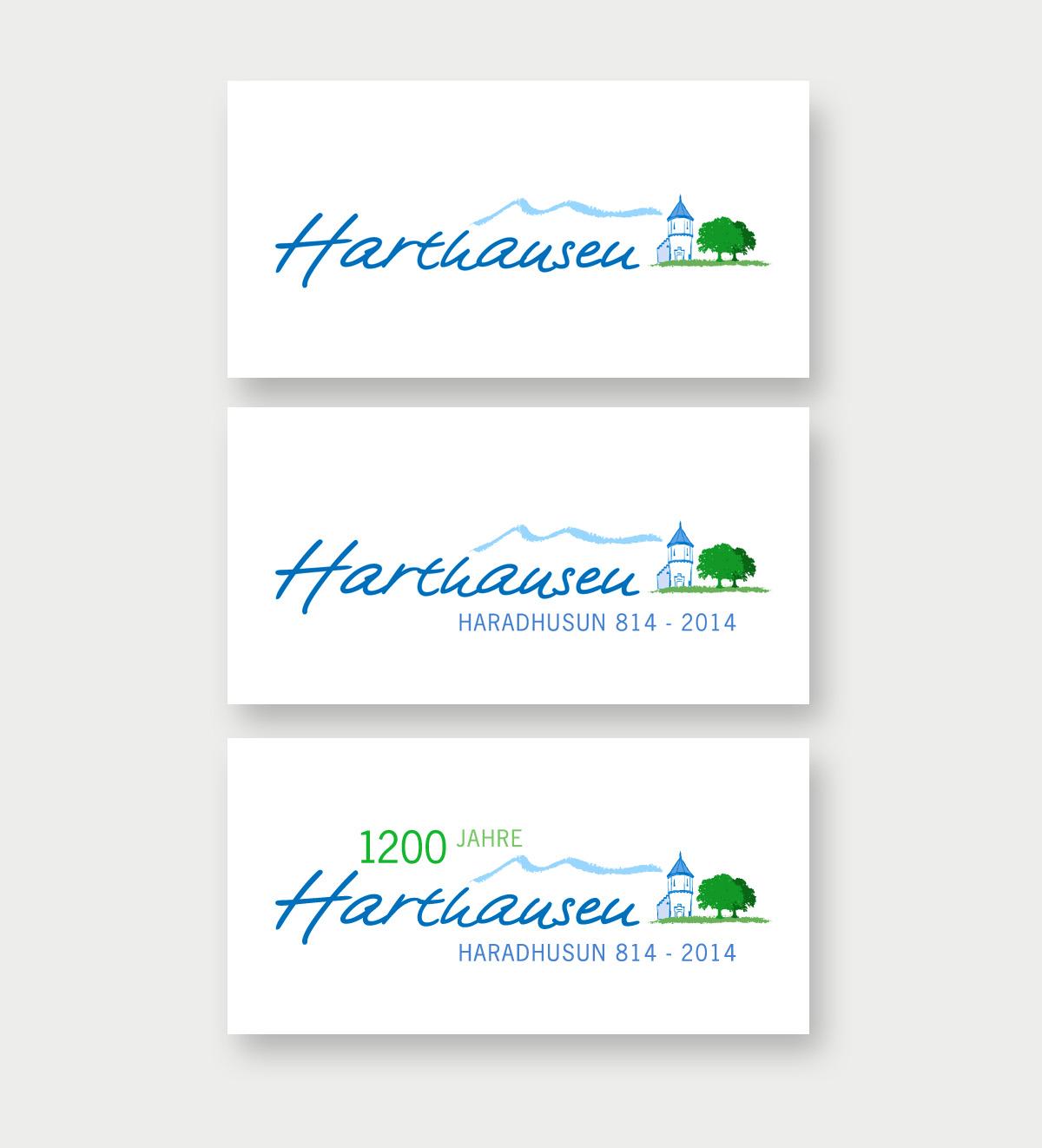 Harthausen-Logos-uebereinander