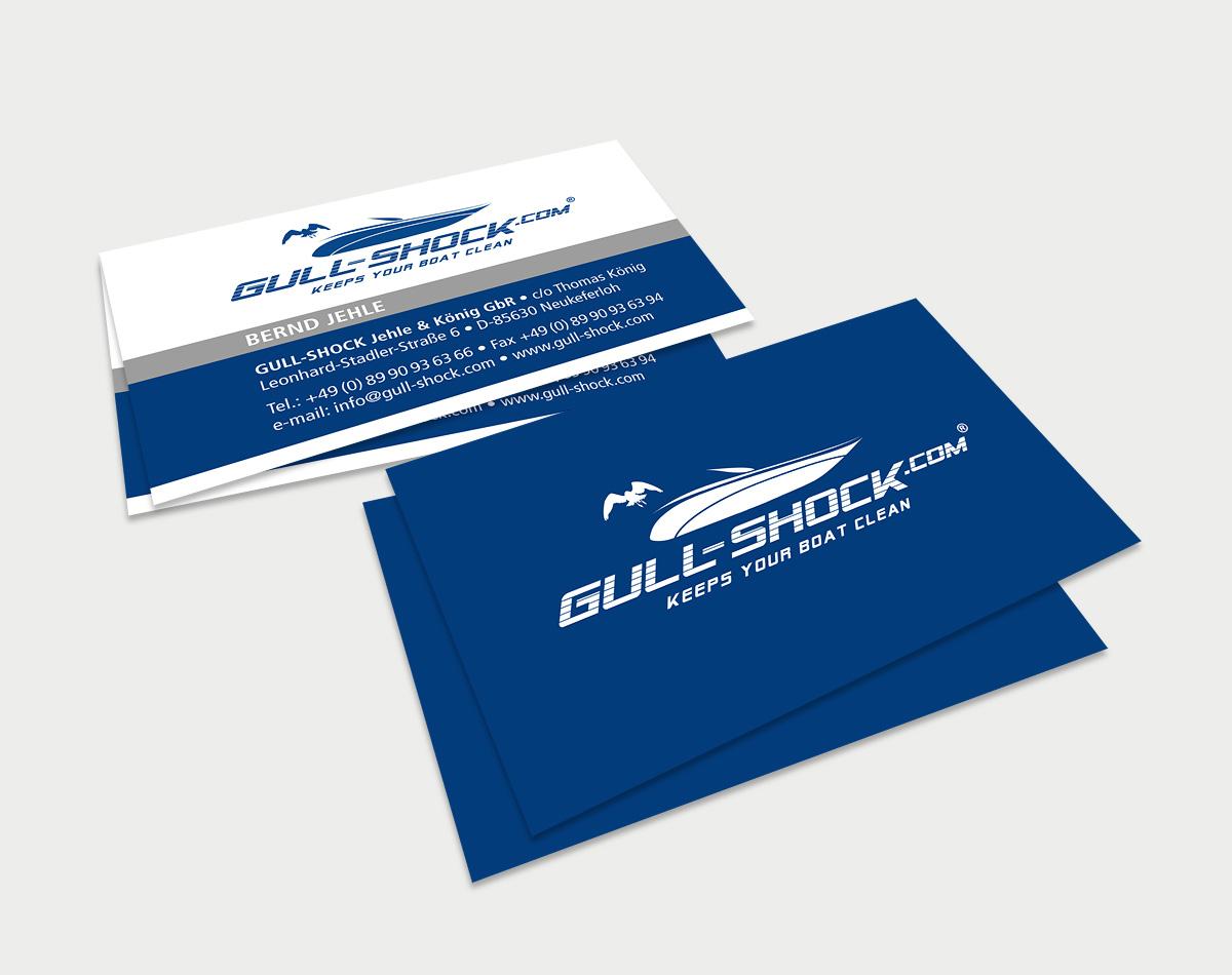 GULL-SHOCK-Visitenkarten