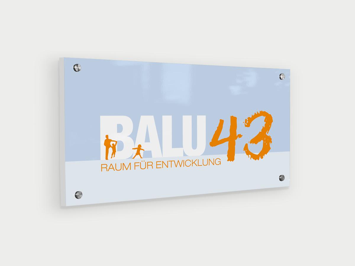 Balu-43-Muenchen-Schild