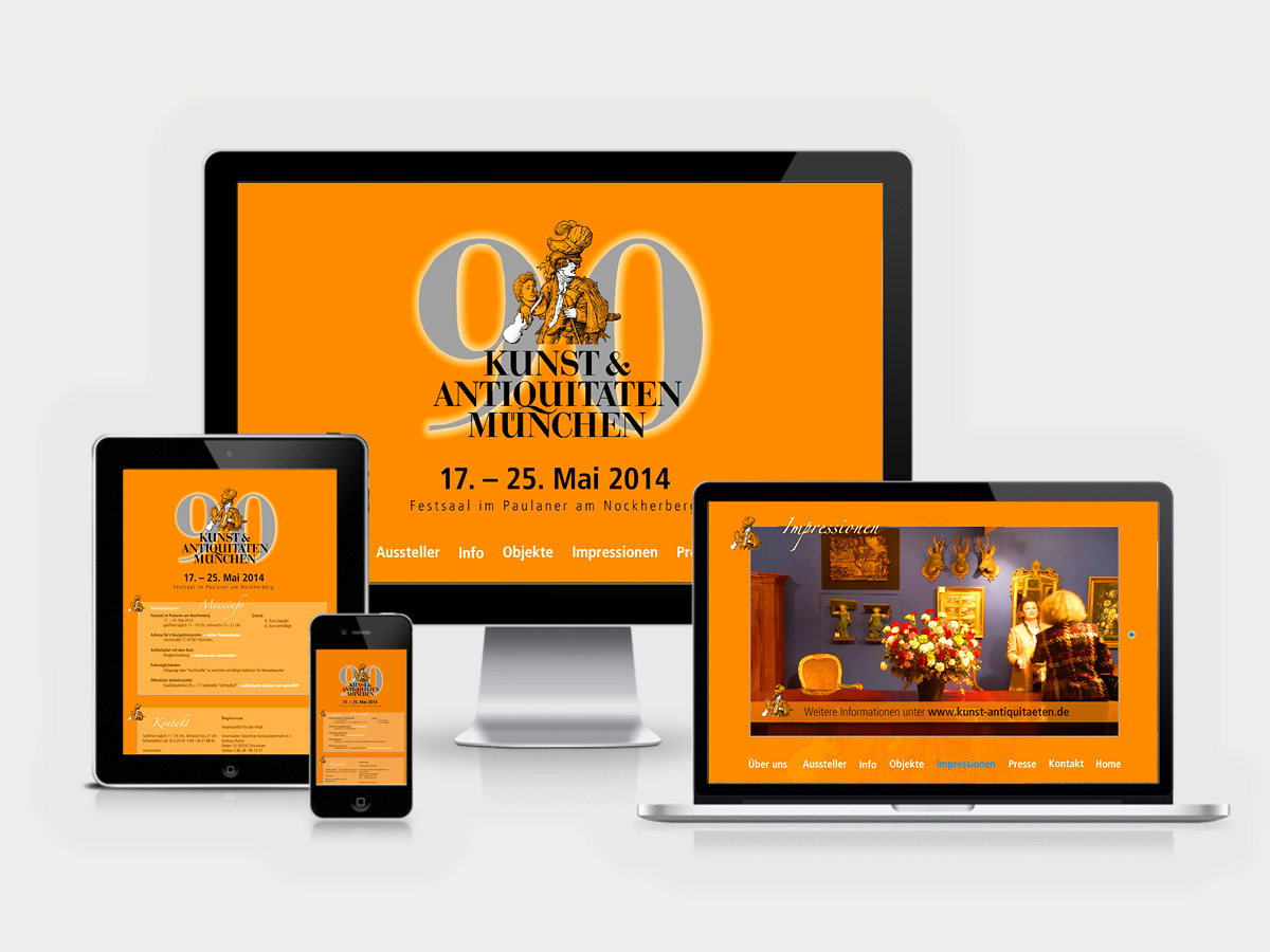 Kunst-Antiquitaeten-Muenchen-Web
