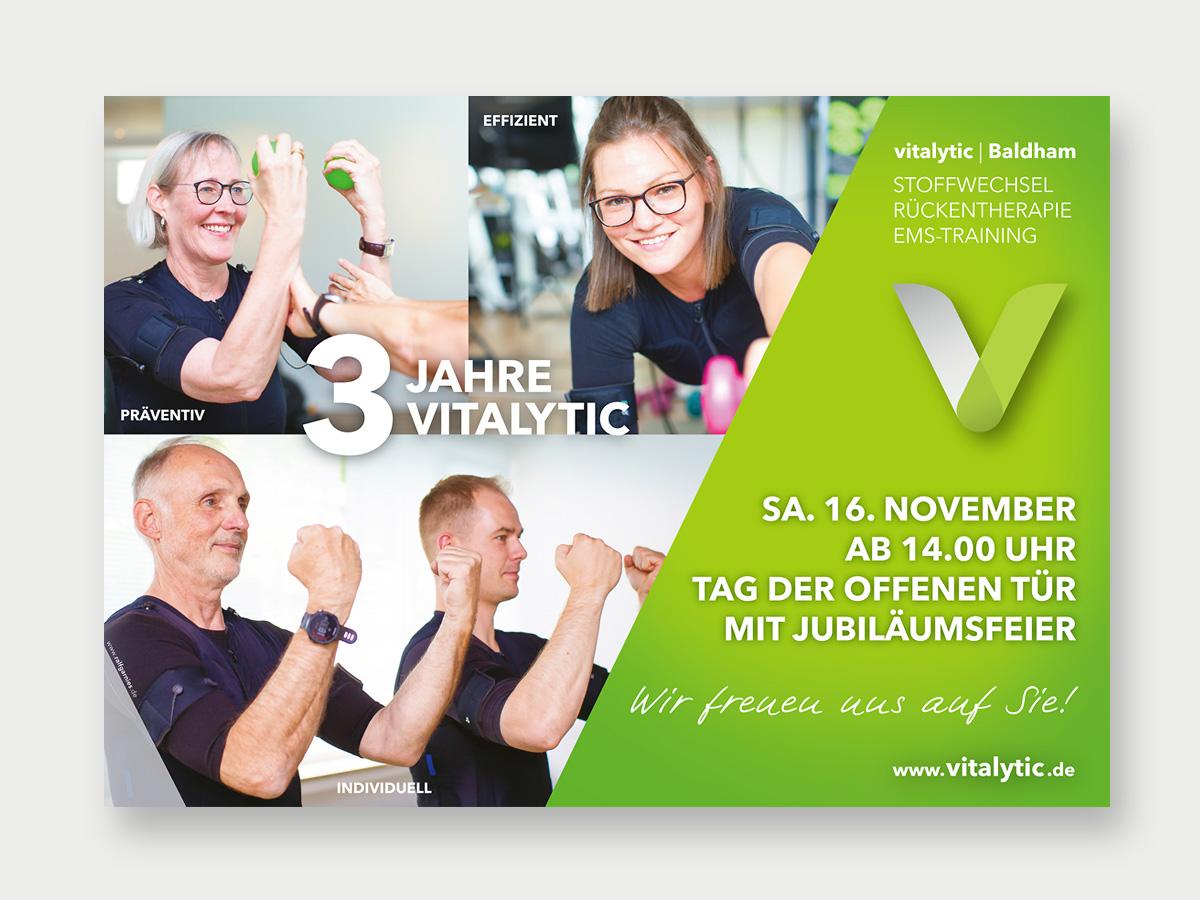 Vitalytic-Plakat-und-Anzeige