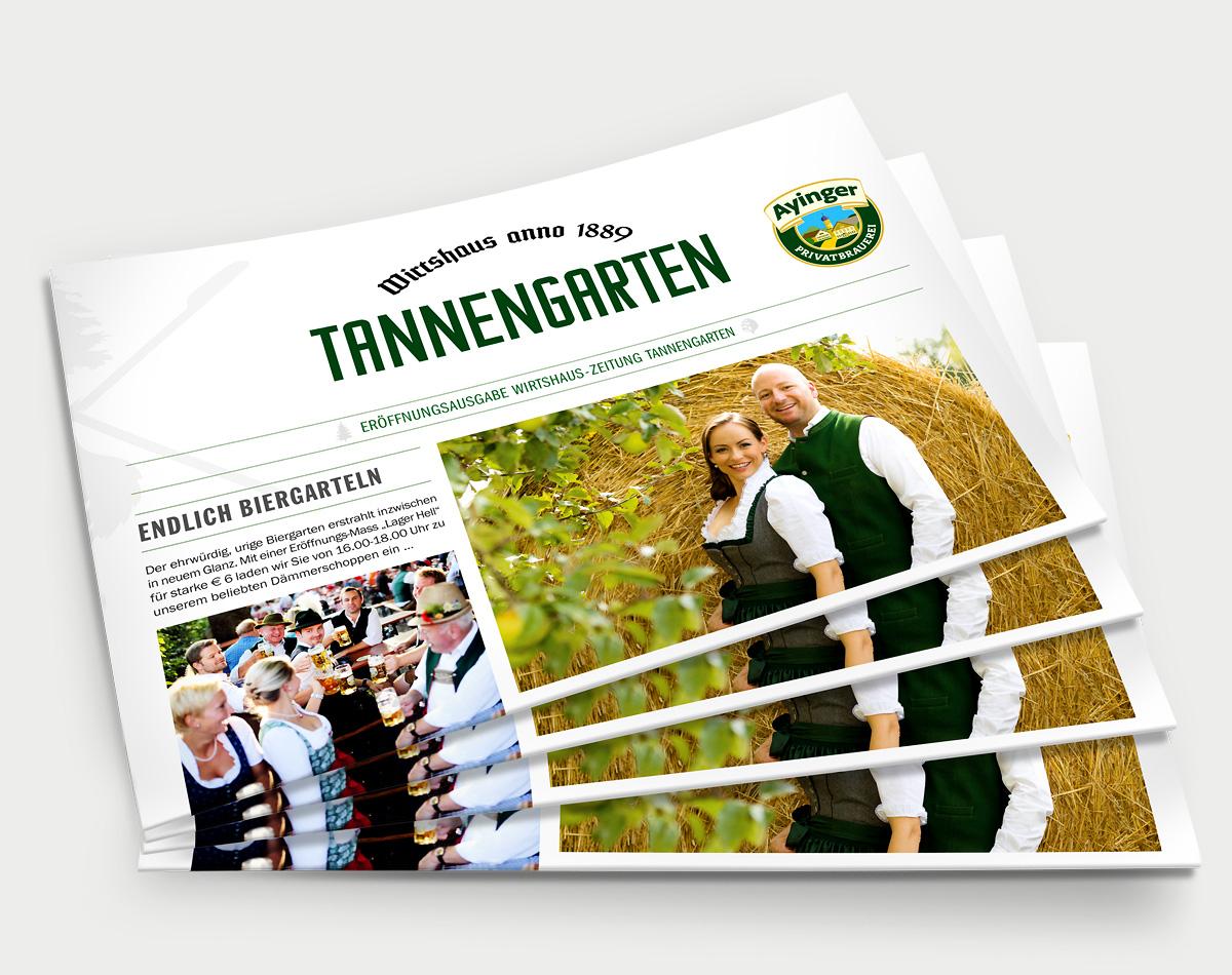 Wirtshaus-Tannengarten-Zeitung-Titel